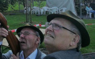 Hubertusgilde trauert um Ihr ältestes Mitglied
