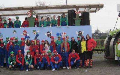 Karneval bei der Hubertusgilde